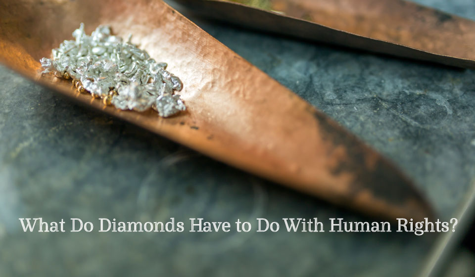 Diamonds are not Socially Conscious