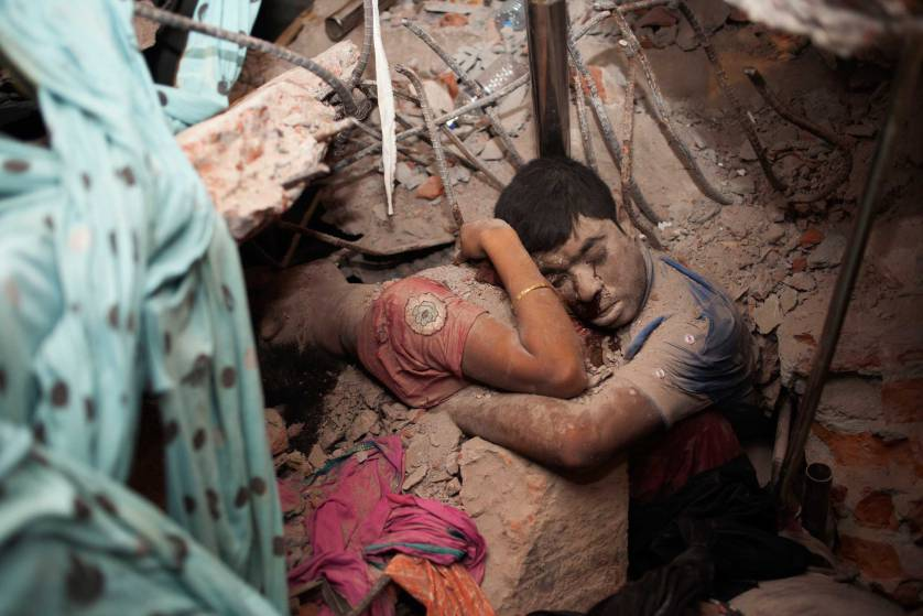 Fast Fashion Bangladesh factory collapse