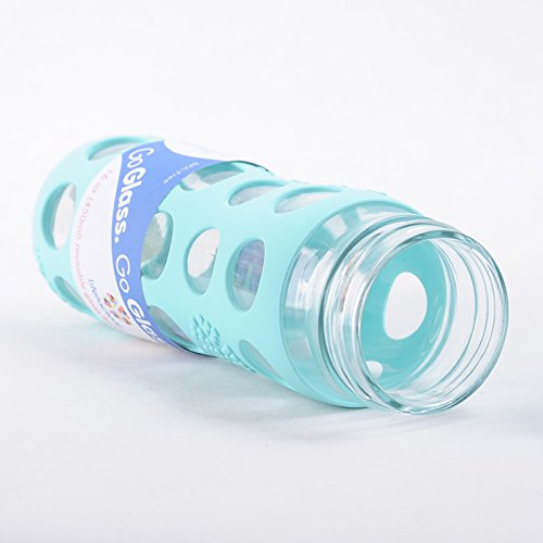 Lifefactory BPA-Free Glass Water Bottle