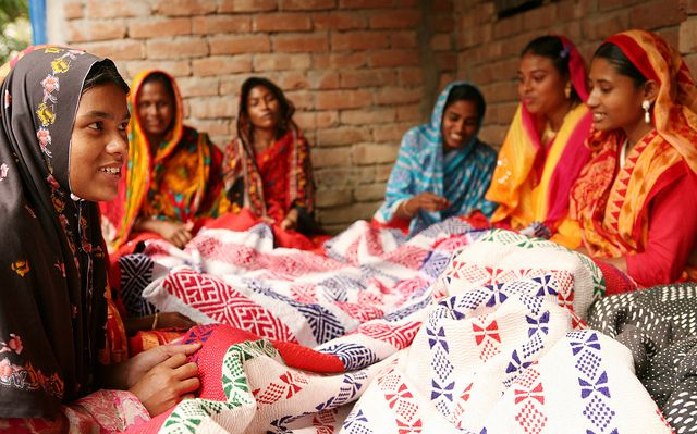 Kantha Collection Empowering Women