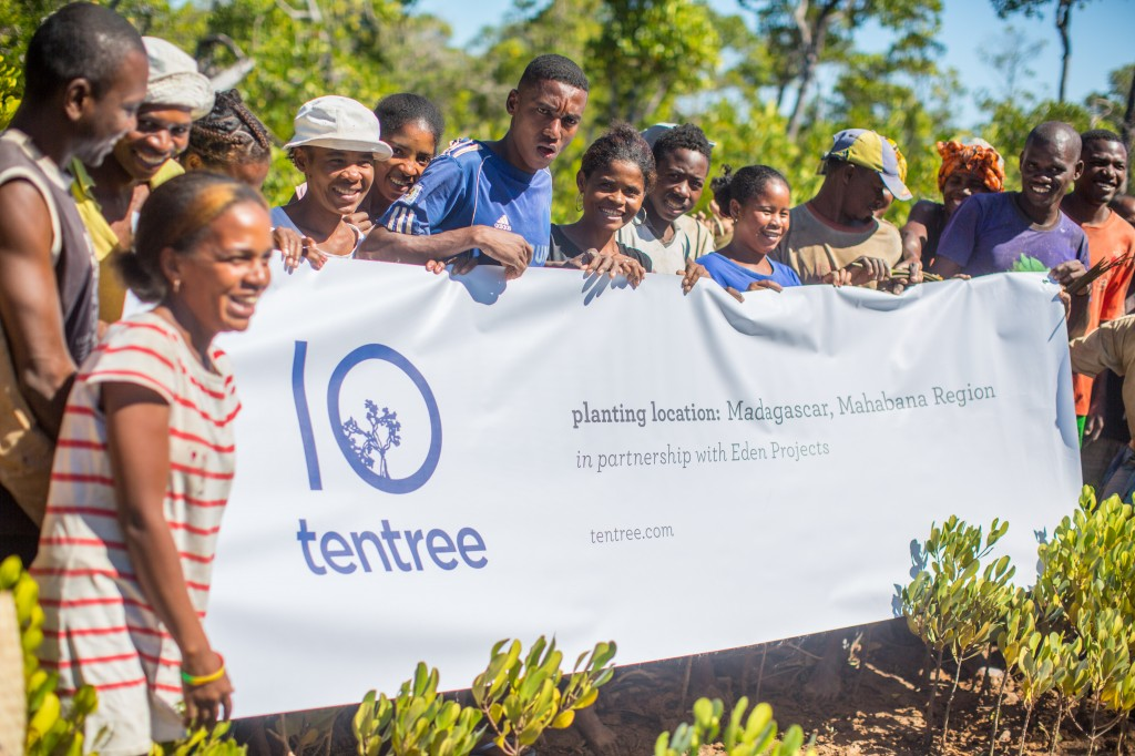 Tentree Treeplanting in Madagascar