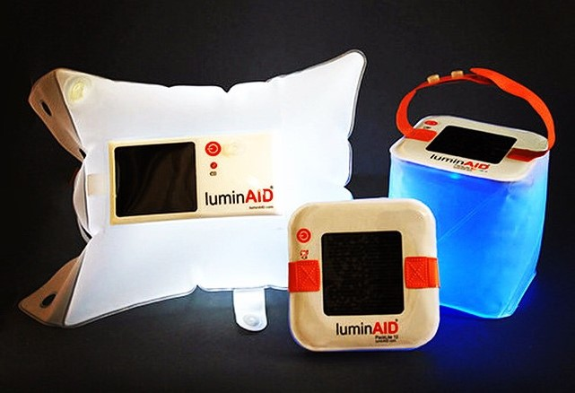 Gravity Light & LuminAID Review