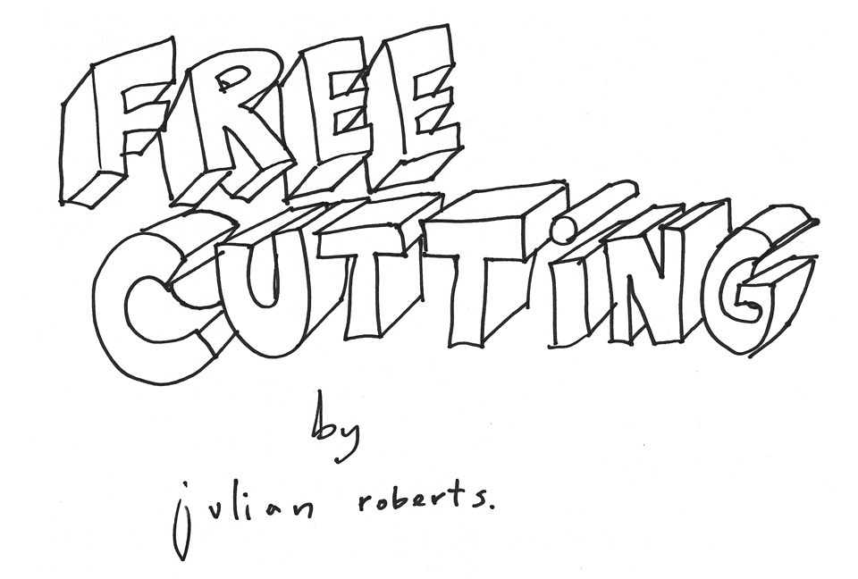 Subtraction Cutting