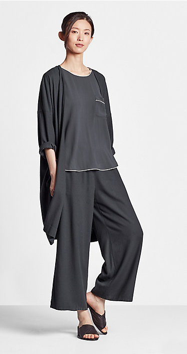 Eileen Fisher April Lookbook