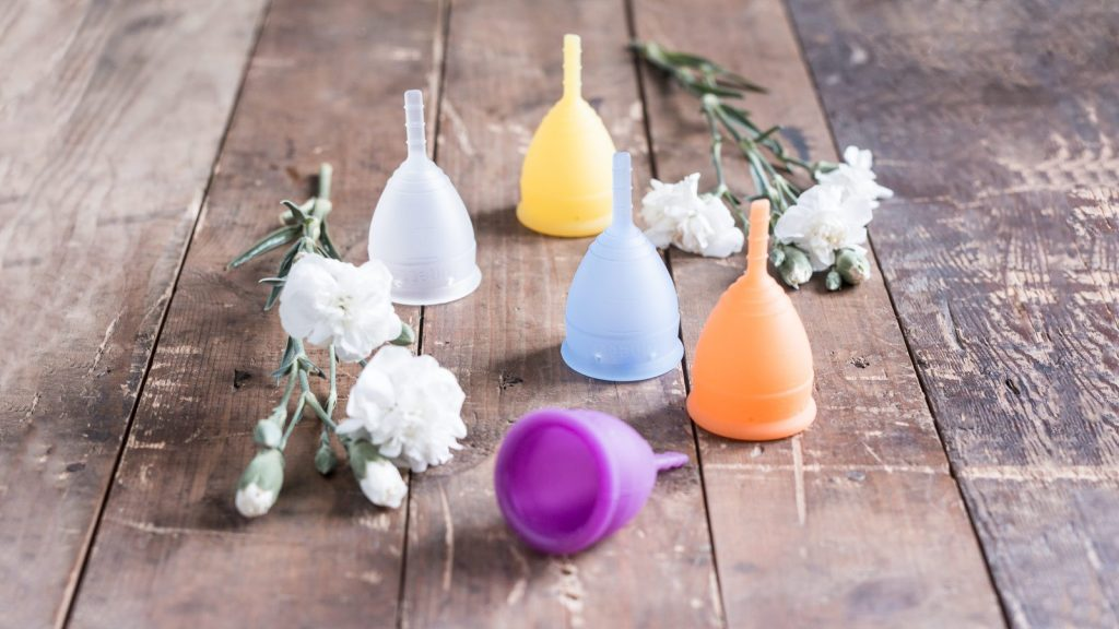 Lunette cups menstrual silicone products - Beginner's Guide to Menstruation